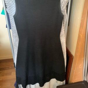 BB Dakota Knit Black Dress